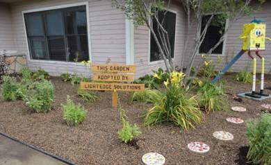 Camp Sunnyside Garden
