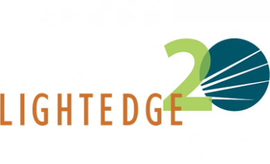 LightEdge logo