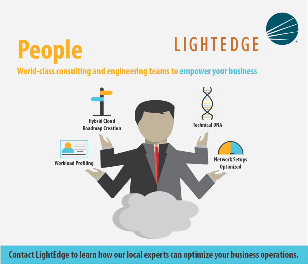 Hybrid Cloud Consultants | People Behind the Hybrid Solutions Center