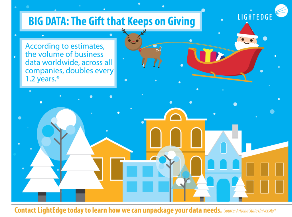 Big Data: The Gift that Keeps on Giving