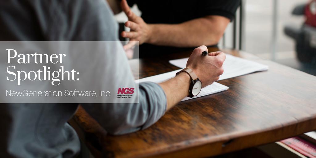 Partner Spotlight: New Generation Software, Inc.