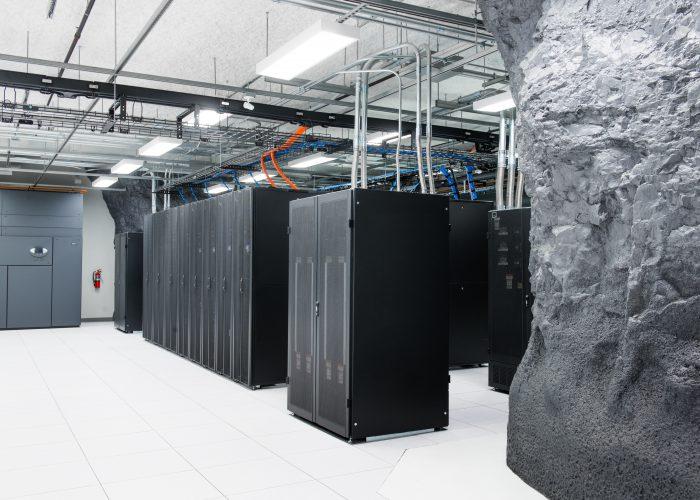 LightEdge Kansas City data center servers