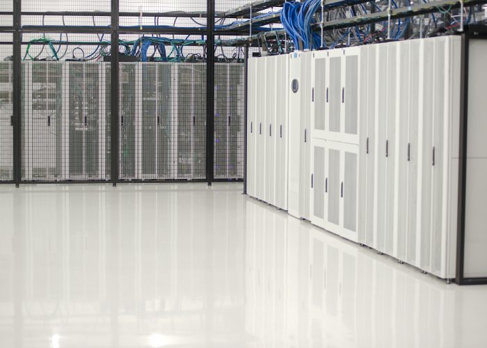 Austin data center server space