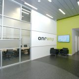 Austin data center interior