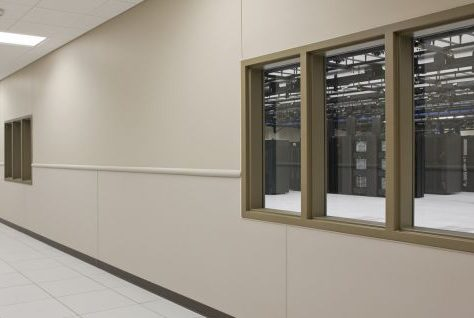 Omaha data center interior