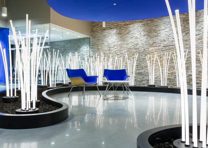 LightEdge Des Moines data center interior