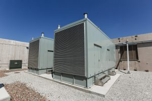 Des Moines data center power