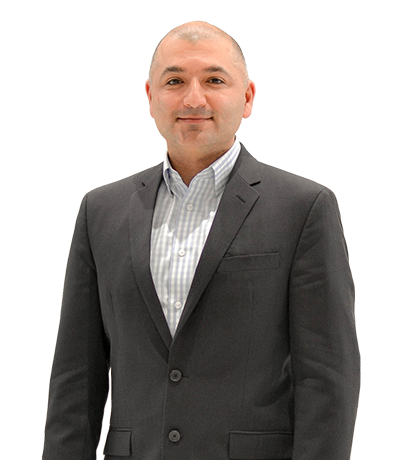 Baktash Taghehchian, Director of Sales Engineering