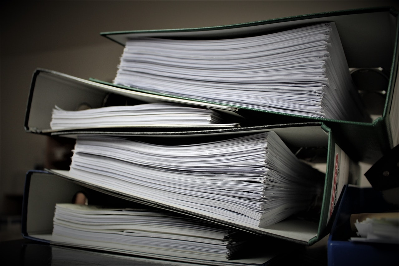 disaster recovery documentation